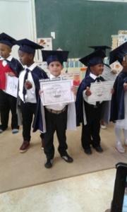 Proud graduate! :)